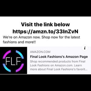 Fashion and much more!